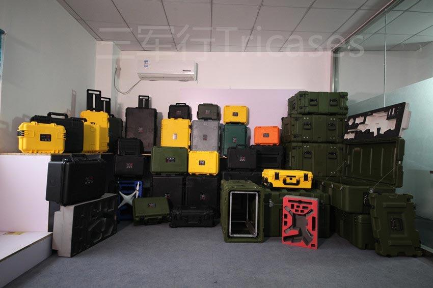 三军行安全防护箱应用行业和领域