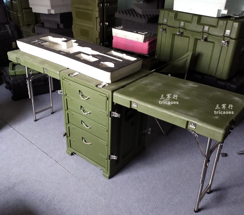 战地办公桌 野战指挥桌