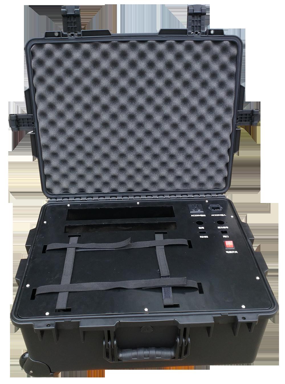 三军行M2720安全箱便携试压工作站防护箱 携行箱