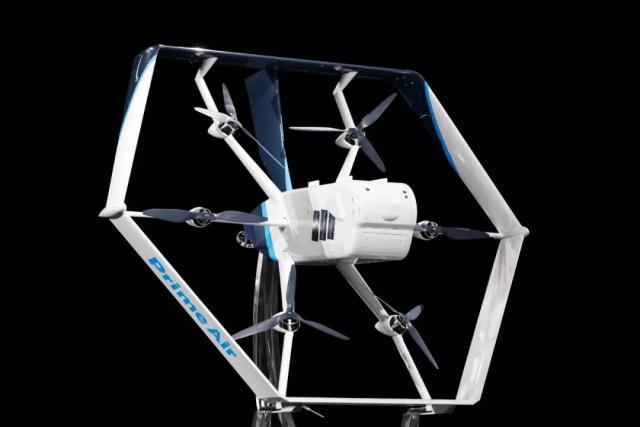 亚马逊无人机送货 你的无人机箱准备好了吗?