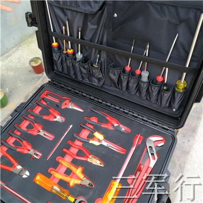 【图】美国著名工具制造品牌史丹利定制三军行工具箱