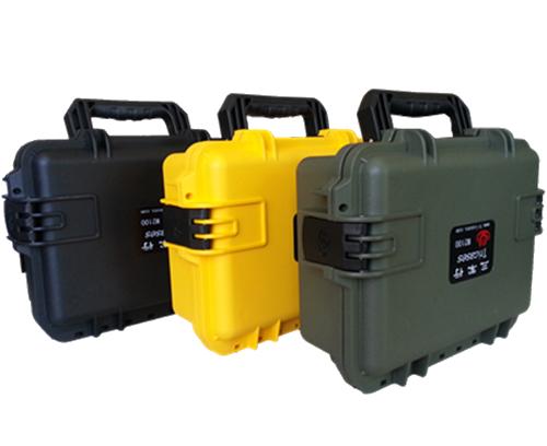【案例】福建部队在我公司定制行军通讯设备箱
