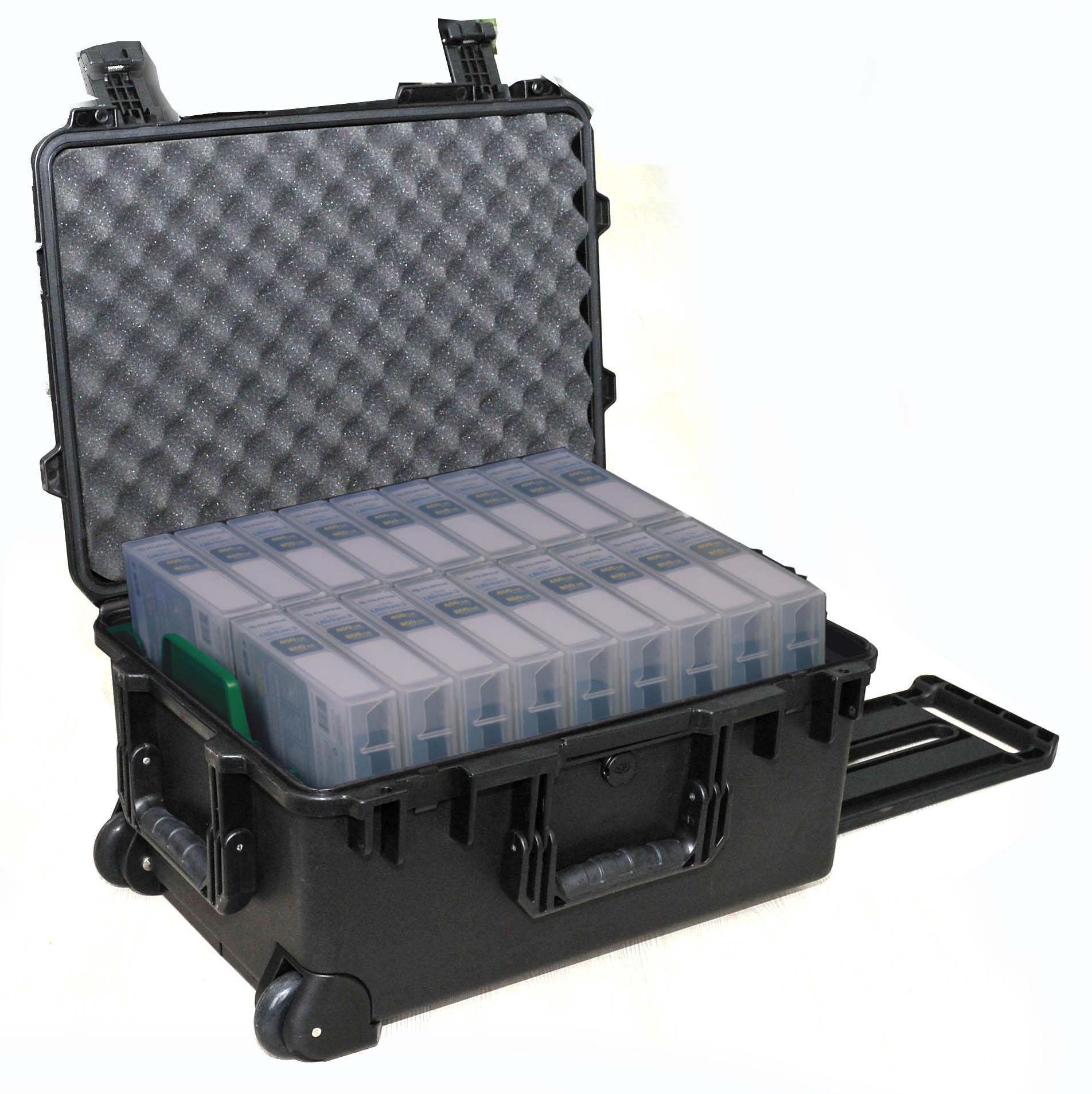 数据带运输专用箱定制案例