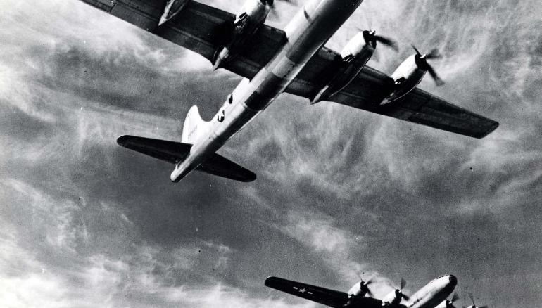 二战期间发生在东京的致命空袭你可能从来没有听说过!
