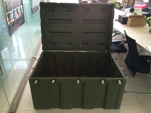三军行军用中型空投箱RS880B 军用滚塑箱
