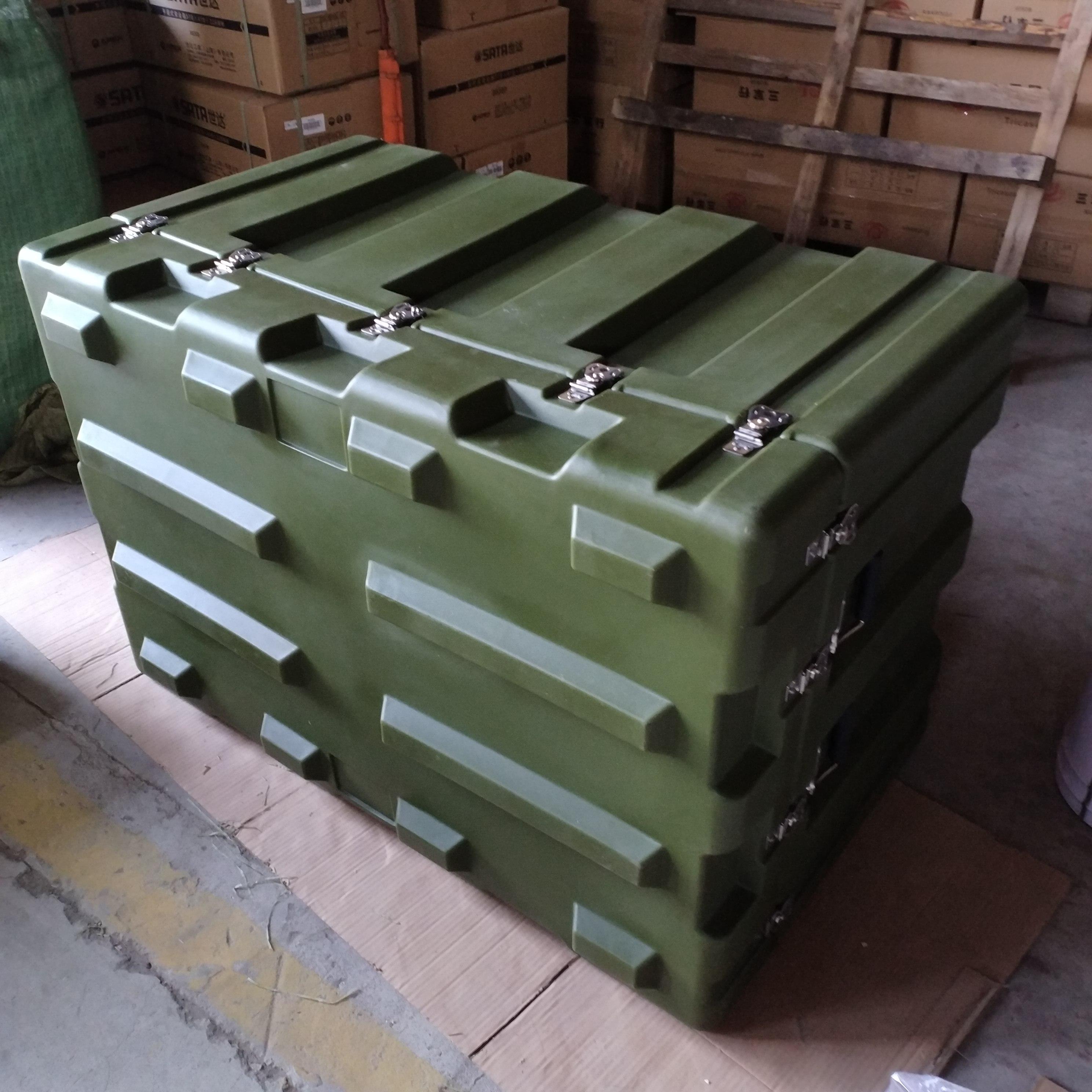 三军行防护箱重型地震应急救援箱 携行箱