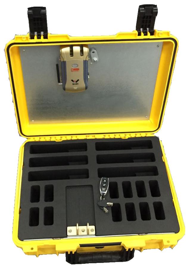 三军行安全箱密码箱M2360携行箱新品定制
