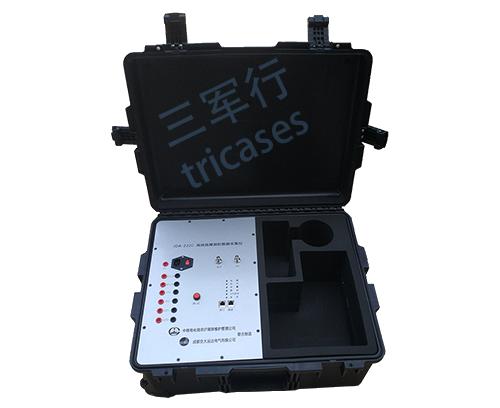 高铁故障测距数据采集仪防护箱M2750 携行箱 仪器箱