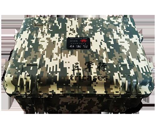 【私人定制】三军行迷彩防护箱M2620媲美大牌!