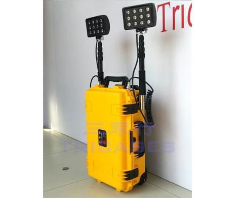 移动照明安全防护设备箱携行箱