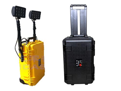 三军行户外移动照明设备箱M2500