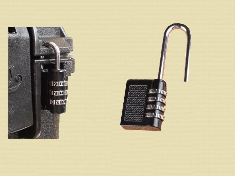 携行箱安全箱密码锁定制