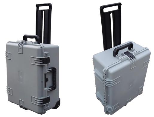 三军行防护箱航空箱灰色坚固耐摔防水耐用