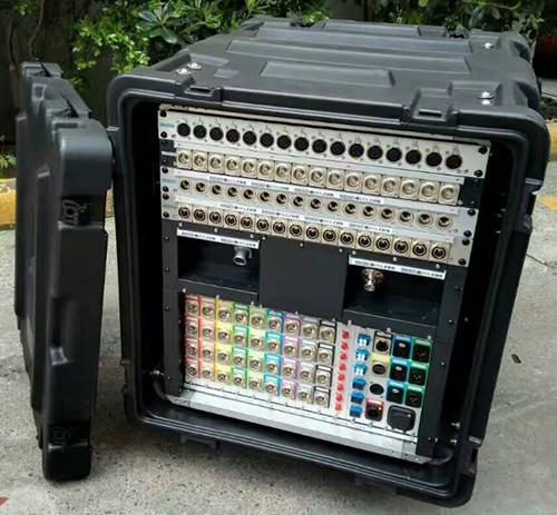 三军行安全防护箱移动演播室设备箱