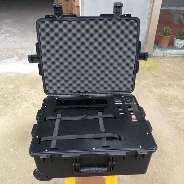三军行安全箱便携试压工作站防护箱携行箱