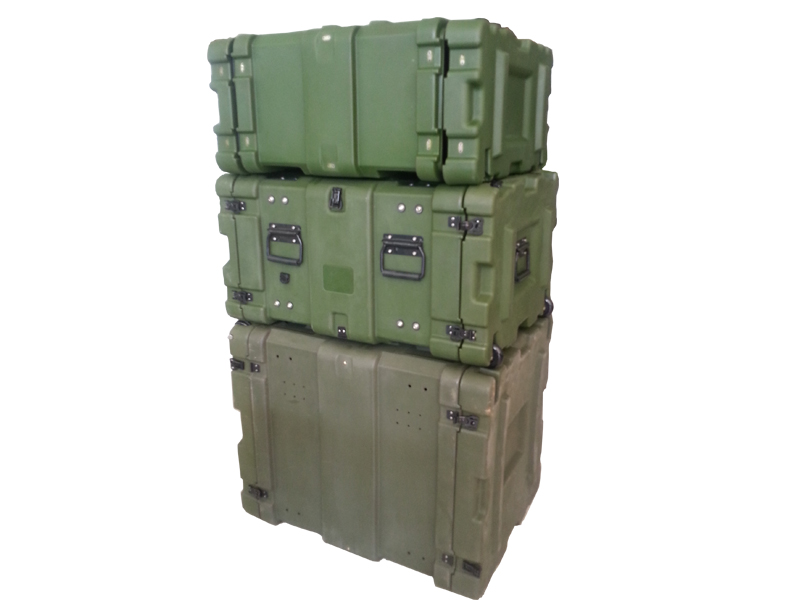3U滚塑机架箱