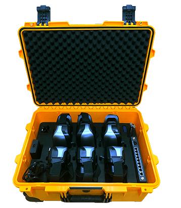 【图】NibiruVR3D魔镜防护箱M2620 VR眼镜携行箱