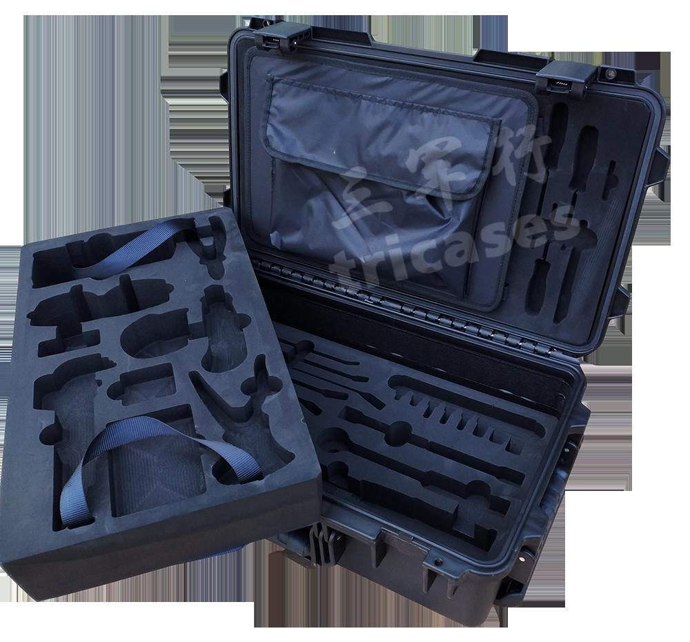 【定制案例】运维装备工具箱M2500携行箱