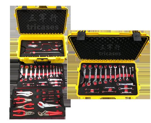 【定制案例】飞机伴侣——B-3869工具三清点工具箱
