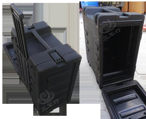 三军行新品6U简易机架箱成功开模面世!RJ6U
