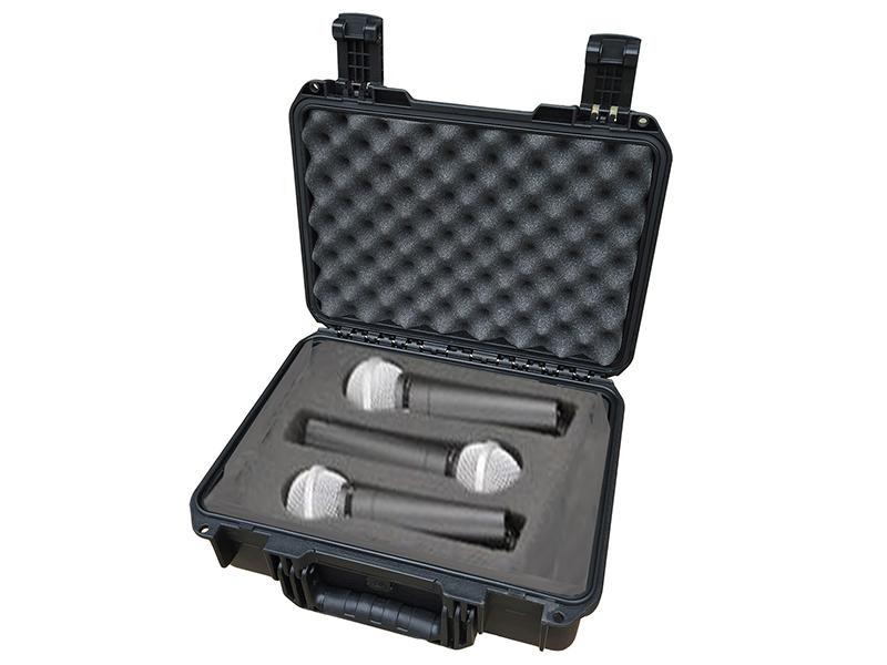 音频话筒设备防护箱 三军行M2200