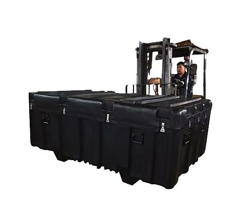 三军行大型滚塑箱空投箱军用防护箱RS930