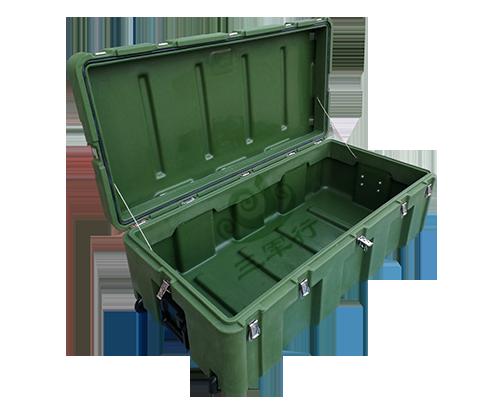 三军行中型空投箱RS870A 军用滚塑箱