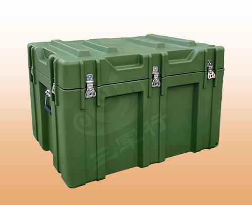 三军行中型空投箱RS830 军用滚塑箱