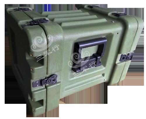 三军行RS020滚塑箱 小型空投箱 上海军用滚塑空投箱定制