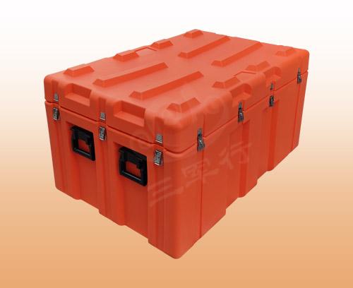 三军行中型空投箱RS880A军用滚塑箱